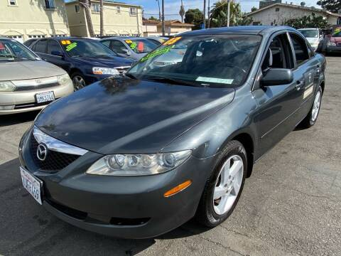 2003 Mazda MAZDA6 for sale at North County Auto in Oceanside CA