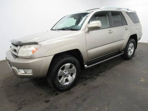 2003 Toyota 4Runner for sale at Automotive Connection in Fairfield OH