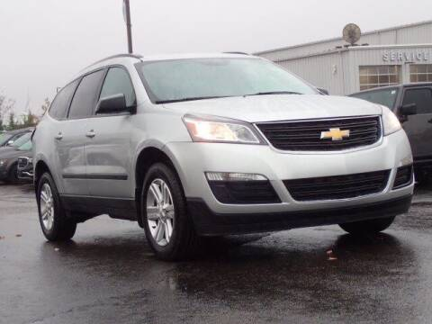 2014 Chevrolet Traverse for sale at Szott Ford in Holly MI
