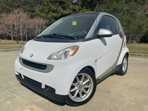 2009 Smart fortwo for sale at el camino auto sales - Global Imports Auto Sales in Buford GA
