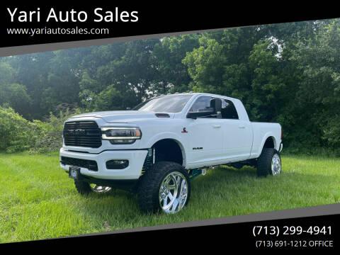 2020 RAM Ram Pickup 2500 for sale at Yari Auto Sales in Houston TX