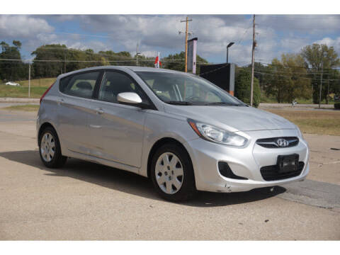 2012 Hyundai Accent for sale at Sand Springs Auto Source in Sand Springs OK