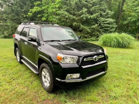 2011 Toyota 4Runner for sale at STIRLING MOTORS, LLC in Irwin PA