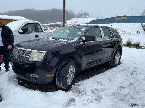 2007 Lincoln MKX for sale at ABINGDON AUTOMART LLC in Abingdon VA