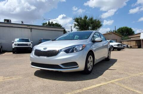 2016 Kia Forte for sale at International Auto Sales in Garland TX