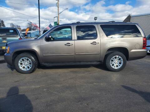 2013 Chevrolet Suburban for sale at Appleton Motorcars Sales & Service in Appleton WI