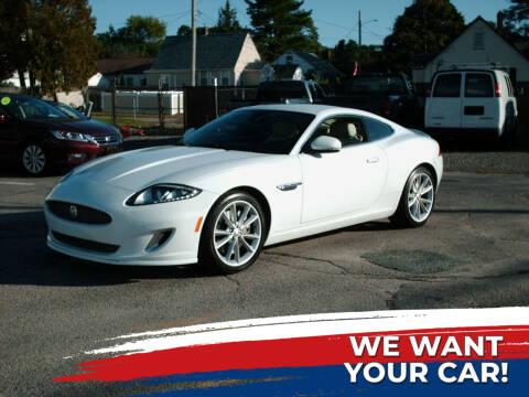 2014 Jaguar XK for sale at Bill Caito's Mann Motors in Warwick RI