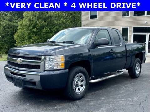 2010 Chevrolet Silverado 1500 for sale at Ron's Automotive in Manchester MD
