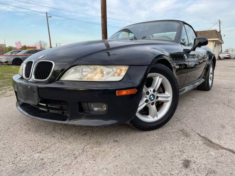 2000 BMW Z3 for sale at Texas Select Autos LLC in Mckinney TX