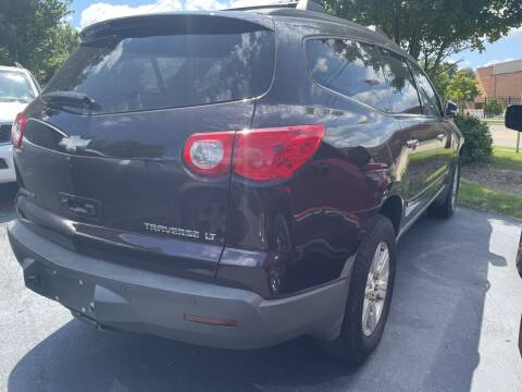 2009 Chevrolet Traverse for sale at Indy Motorsports in Saint Charles MO