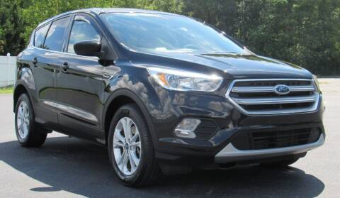 2017 Ford Escape for sale at Car Culture in Warren OH