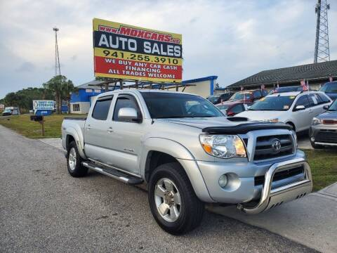 2010 Toyota Tacoma for sale at Mox Motors in Port Charlotte FL