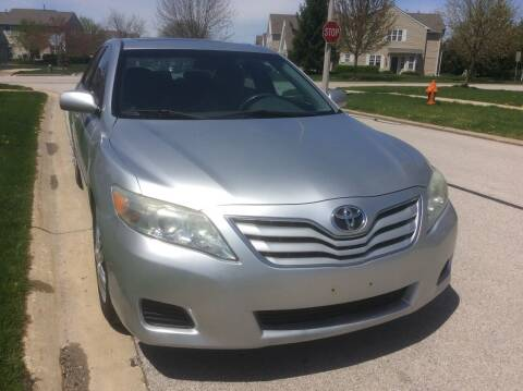 2010 Toyota Camry for sale at Luxury Cars Xchange in Lockport IL