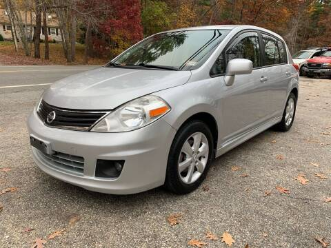 2010 Nissan Versa for sale at Old Rock Motors in Pelham NH