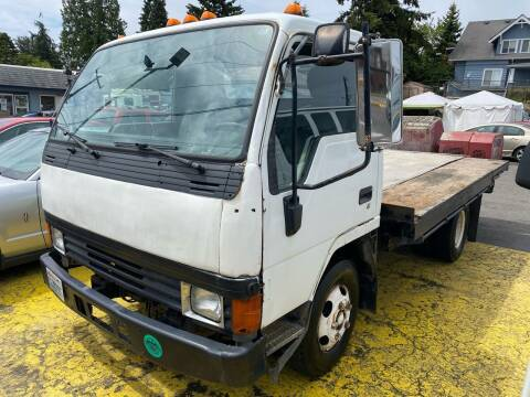 1994 Mitsubishi Fuso FE449 for sale at Paisanos Chevrolane in Seattle WA