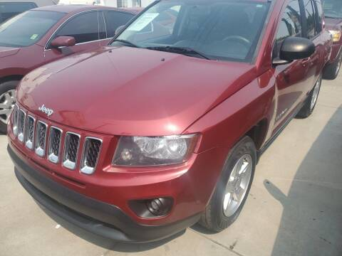 2014 Jeep Compass for sale at Express Auto Sales in Los Angeles CA