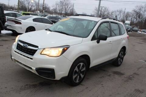 2018 Subaru Forester for sale at Road Runner Auto Sales WAYNE in Wayne MI