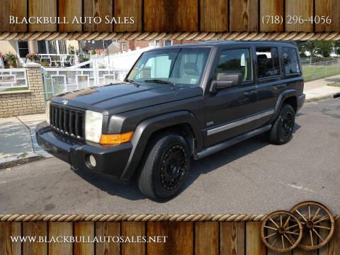 2006 Jeep Commander for sale at Blackbull Auto Sales in Ozone Park NY