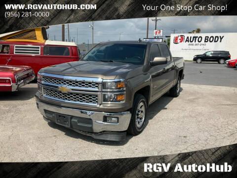 2015 Chevrolet Silverado 1500 for sale at RGV AutoHub in Harlingen TX