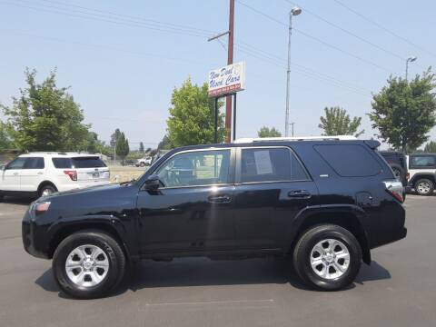 2015 Toyota 4Runner for sale at New Deal Used Cars in Spokane Valley WA