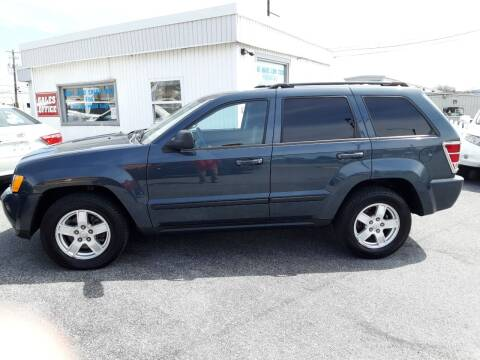 2008 Jeep Grand Cherokee for sale at Automotive Fleet Sales in Lemoyne PA