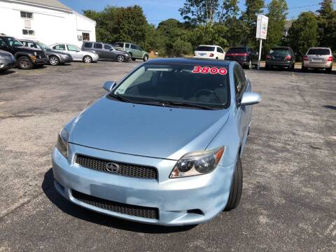 2006 Scion tC for sale at MBM Auto Sales and Service - MBM Auto Sales/Lot B in Hyannis MA