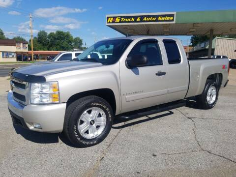 2008 Chevrolet Silverado 1500 for sale at R & S TRUCK & AUTO SALES in Vinita OK