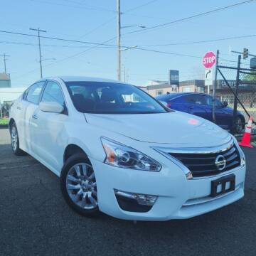 2014 Nissan Altima for sale at Paisanos Chevrolane in Seattle WA