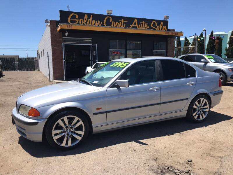 2000 BMW 3 Series for sale at Golden Coast Auto Sales in Guadalupe CA
