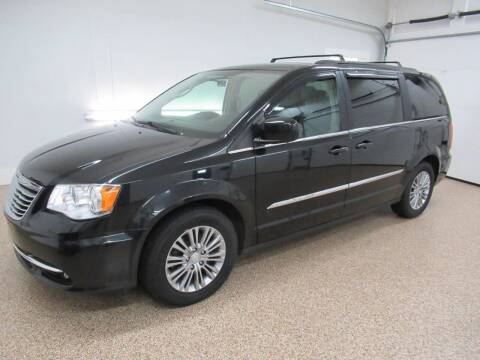 2016 Chrysler Town and Country for sale at HTS Auto Sales in Hudsonville MI