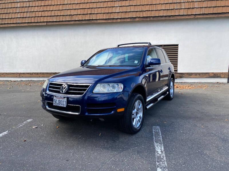 2004 Volkswagen Touareg for sale in San Leandro, CA