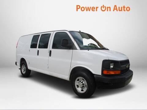 2011 Chevrolet Express Cargo for sale at Power On Auto LLC in Monroe NC