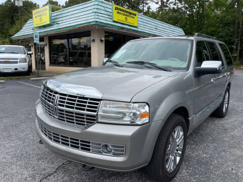 2008 Lincoln Navigator for sale at Diana Rico LLC in Dalton GA