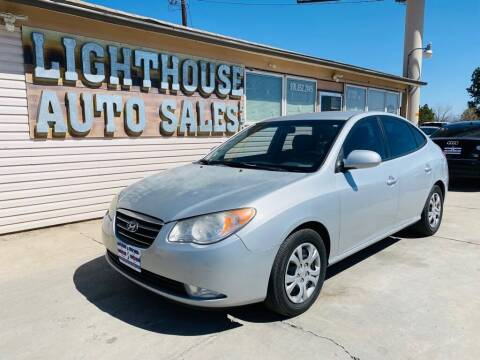 2010 Hyundai Elantra for sale at Lighthouse Auto Sales LLC in Grand Junction CO