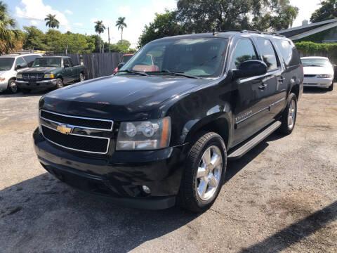 2009 Chevrolet Suburban for sale at MSK Motors in Bradenton FL