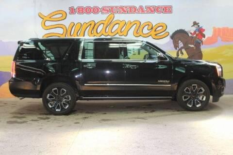 2019 GMC Yukon XL for sale at Sundance Chevrolet in Grand Ledge MI