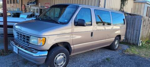 1995 Ford E-150 for sale at COLLECTABLE-CARS LLC in Nacogdoches TX