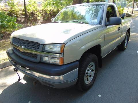 2005 Chevrolet Silverado 1500 for sale at LA Motors in Waterbury CT