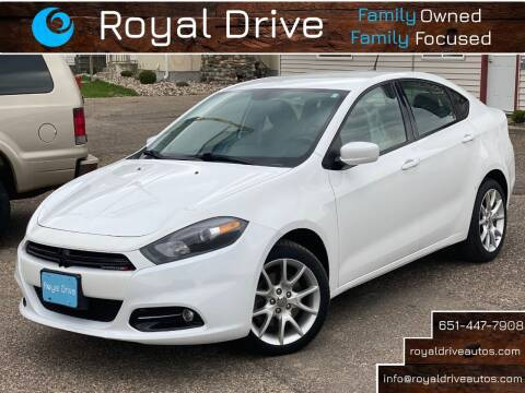 2013 Dodge Dart for sale at Royal Drive in Newport MN
