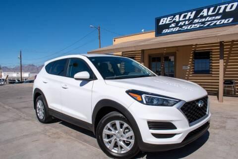 2020 Hyundai Tucson for sale at Beach Auto and RV Sales in Lake Havasu City AZ