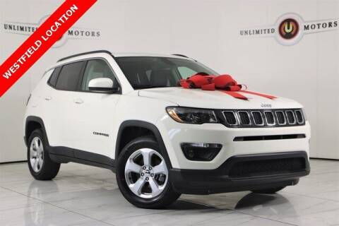 2019 Jeep Compass for sale at INDY'S UNLIMITED MOTORS - UNLIMITED MOTORS in Westfield IN