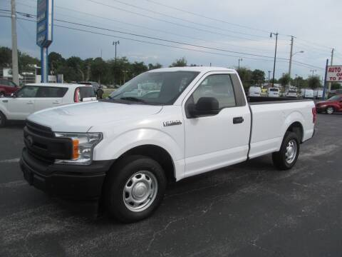 2018 Ford F-150 for sale at Blue Book Cars in Sanford FL