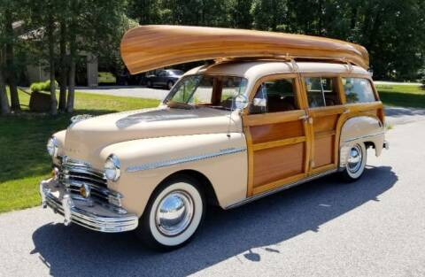 1949 Plymouth P18 for sale at Haggle Me Classics in Hobart IN