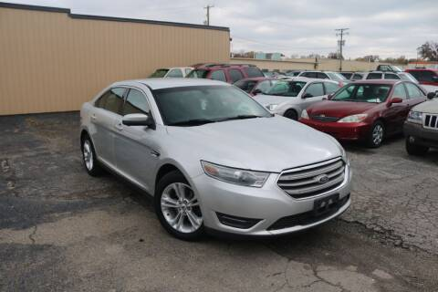 2013 Ford Taurus for sale at JT AUTO in Parma OH