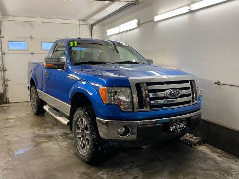 2011 Ford F-150 for sale at Denton Auto Inc in Craftsbury VT