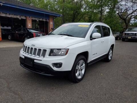 2015 Jeep Compass for sale at CENTRAL GROUP in Raritan NJ