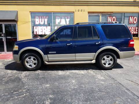 2008 Ford Expedition for sale at BSS AUTO SALES INC in Eustis FL