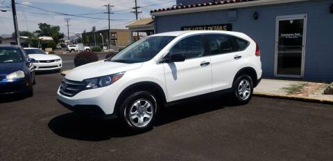 2012 Honda CR-V for sale at The Little Details Auto Sales in Reno NV