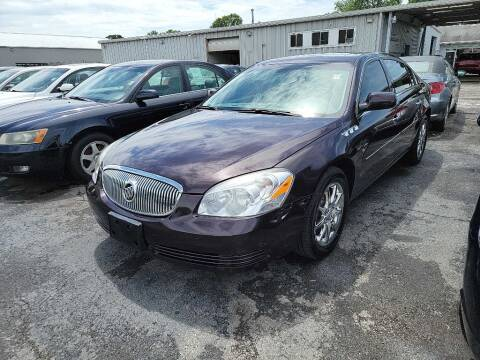 2008 Buick Lucerne for sale at Lakeshore Auto Wholesalers in Amherst OH