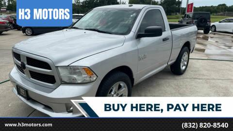 2014 RAM Ram Pickup 1500 for sale at H3 MOTORS in Dickinson TX